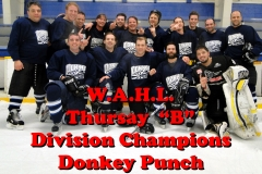 Donkey Punch Thurs B 2014-2015